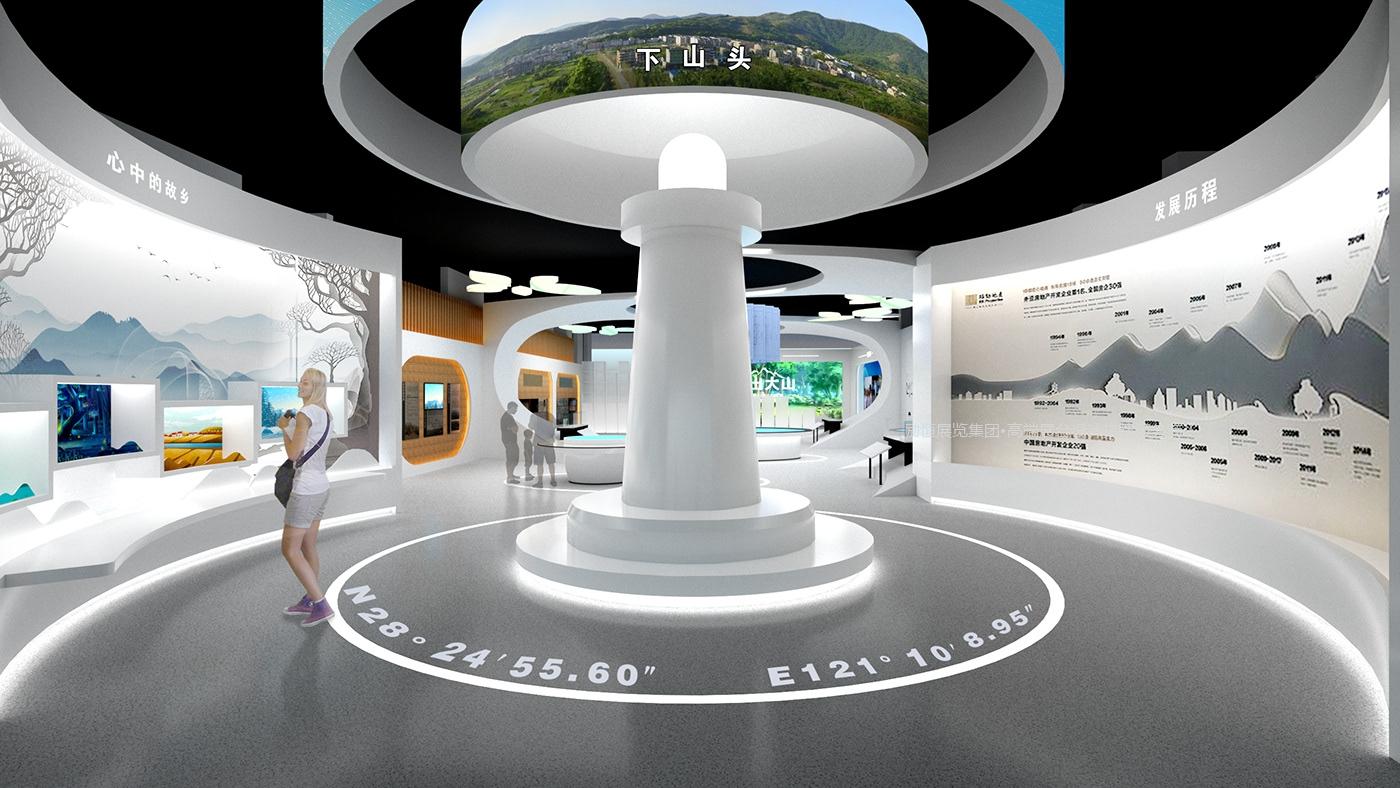 温州乐清大荆镇下山头村企业初心展示馆